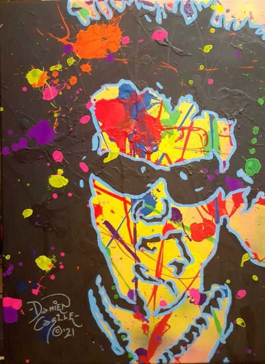 Sid Vicious:Something Else - Mob Boss Art