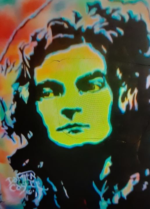 Robert Plant #2 - Mob Boss Art