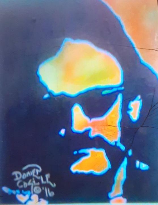 Lemmy of Motorhead  #7 - Mob Boss Art