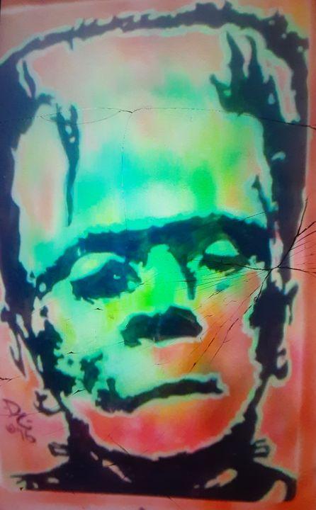 Frankenstein's Monster - Mob Boss Art