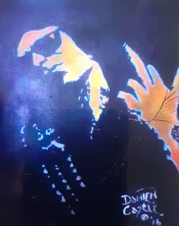 Tim Armstrong of Rancid - Mob Boss Art