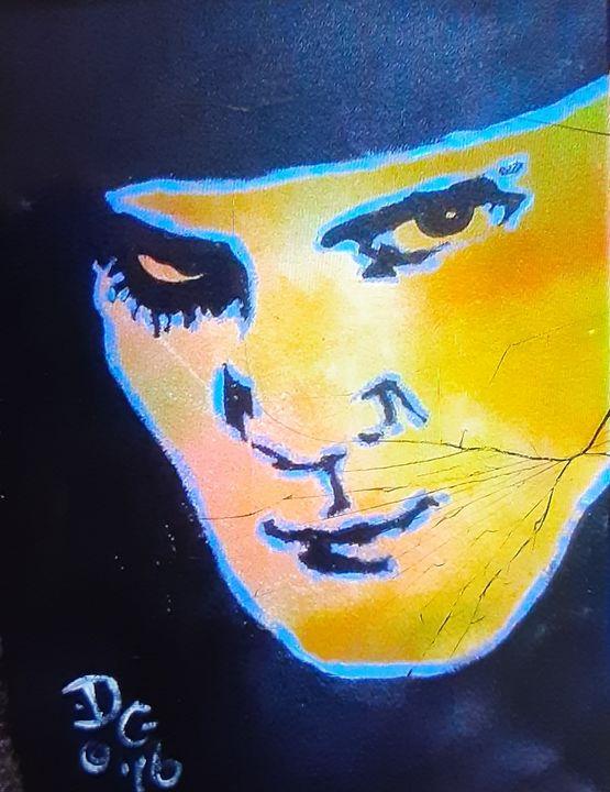 Alex from A Clockwork Orange  #2 - Mob Boss Art