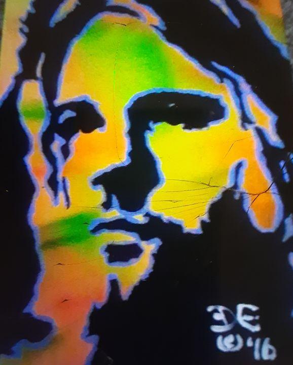 Kurt Cobain #3 - Mob Boss Art