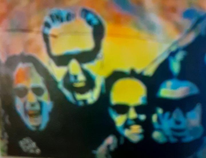 Metallica - Mob Boss Art