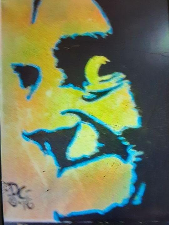 Marty Feldman as Eyegor - Mob Boss Art