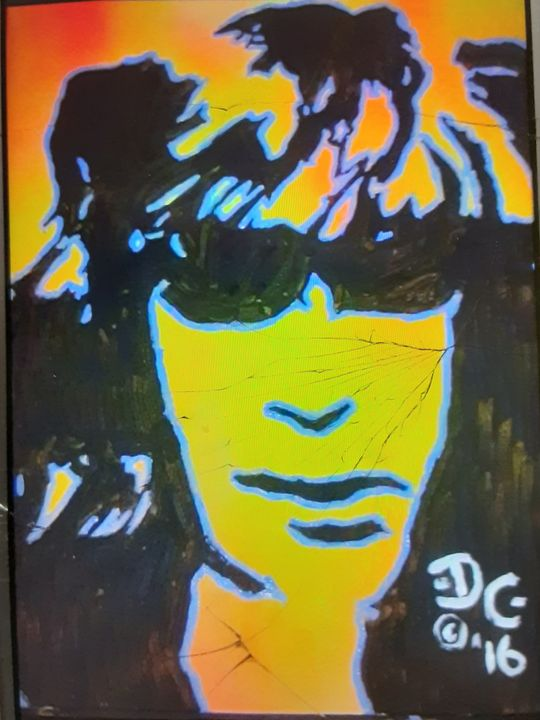 Joey Ramone #1 - Mob Boss Art