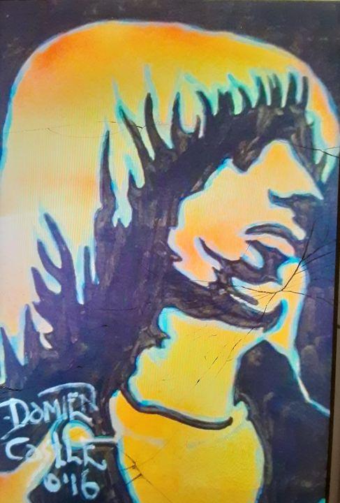Johnny Ramone #1 - Mob Boss Art