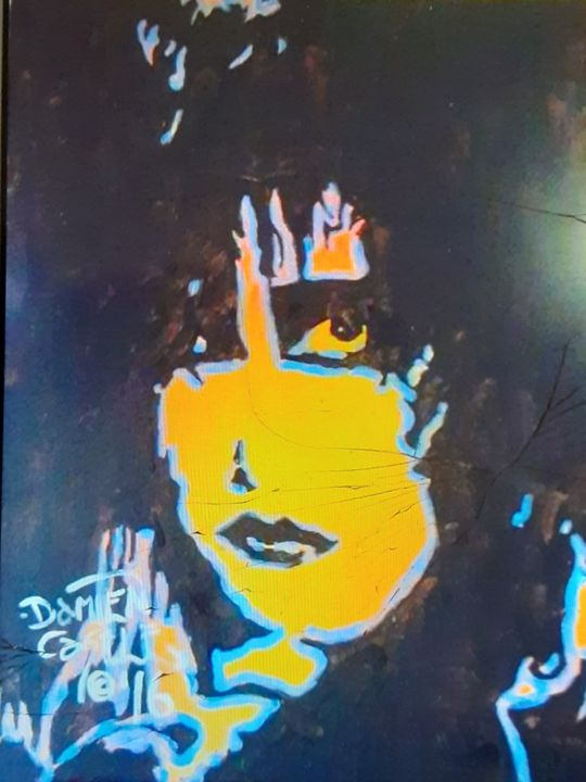 Siouxsie Sioux - Mob Boss Art