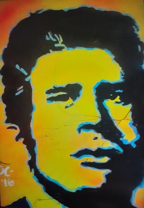 James Dean - Mob Boss Art