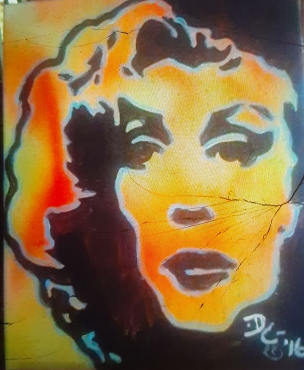 Marilyn Monroe #2 - Mob Boss Art
