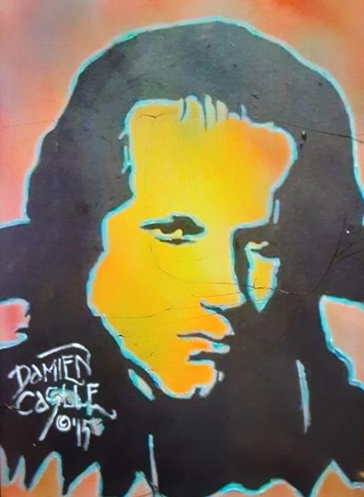 Glenn Danzig - Mob Boss Art
