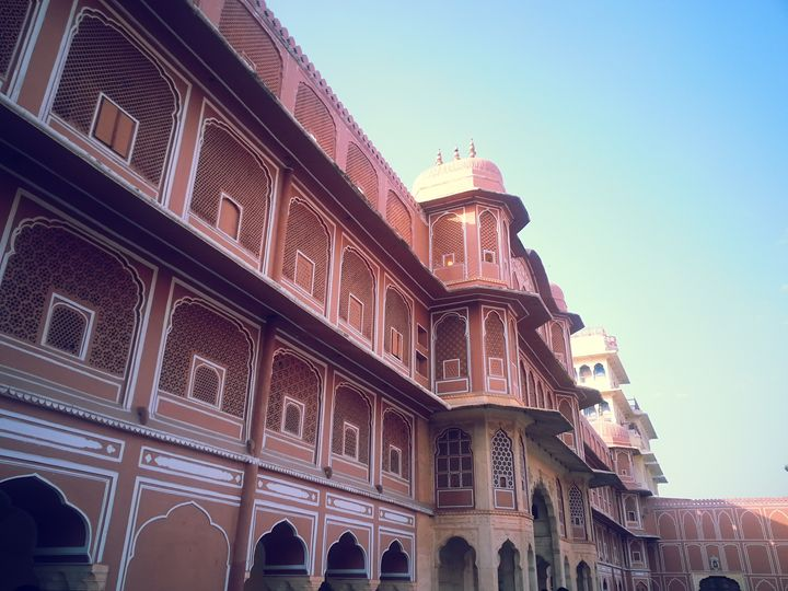 City Palace, Jaipur - Chillypasta
