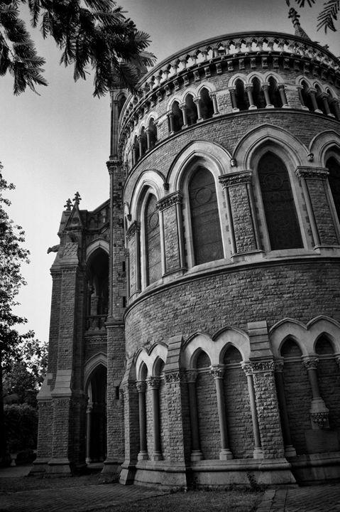 Mumbai University Black and White - MattNaiden Photography
