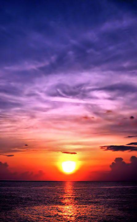 Negril Sunset - MattNaiden Photography