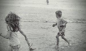 Siblings at Sea