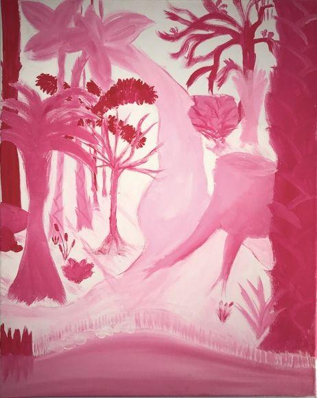 Pink Plastic - Sedona Vortex