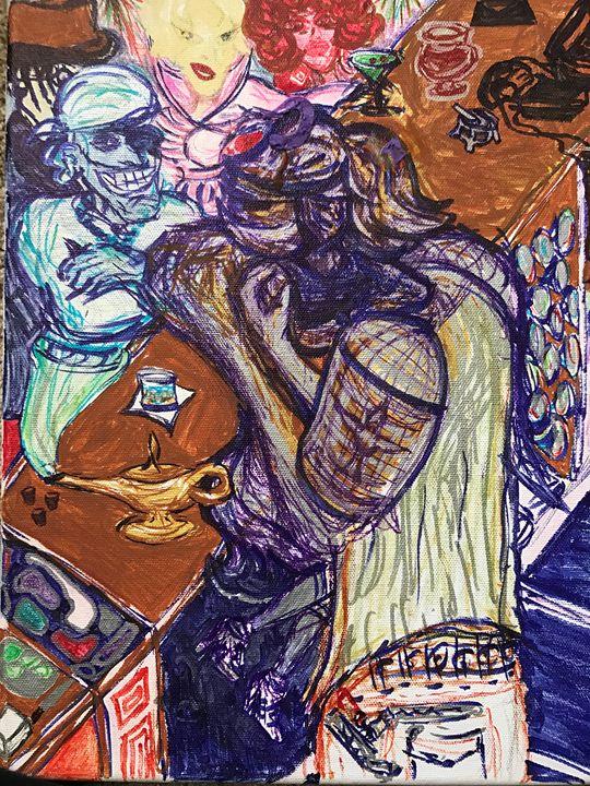 Angels Genies & Ladies - Sedona Vortex