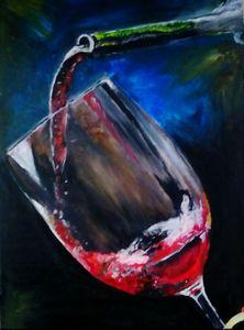 Pour me a glass