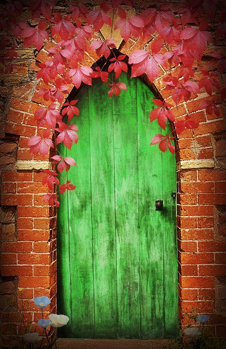 Door To The Secret Garden - Christine56