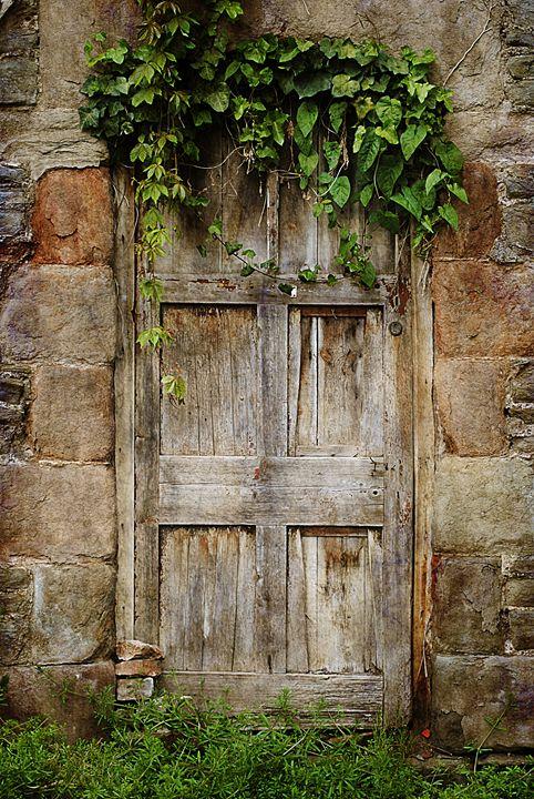 Old Door - Christine56