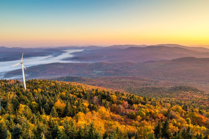 Burke Mountain Vermont - Dave Cowley Photography