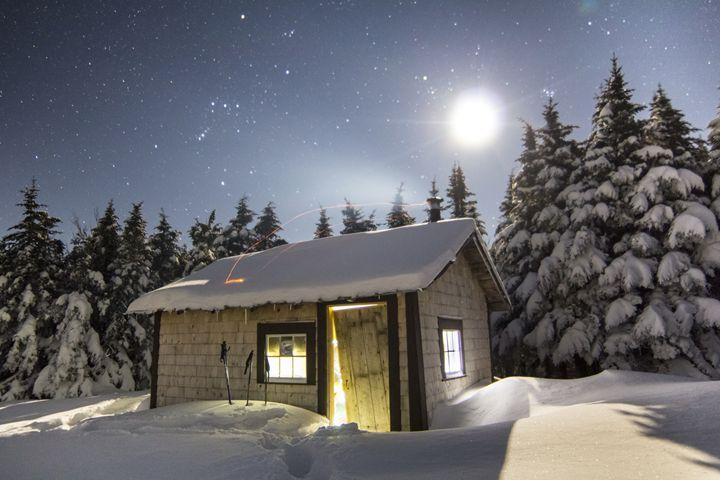 Bald Mountain Cabin Vermont - Dave Cowley Photography