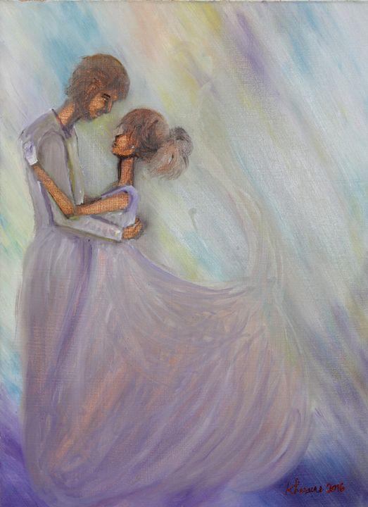 The Waltz - kLoraine Artwork