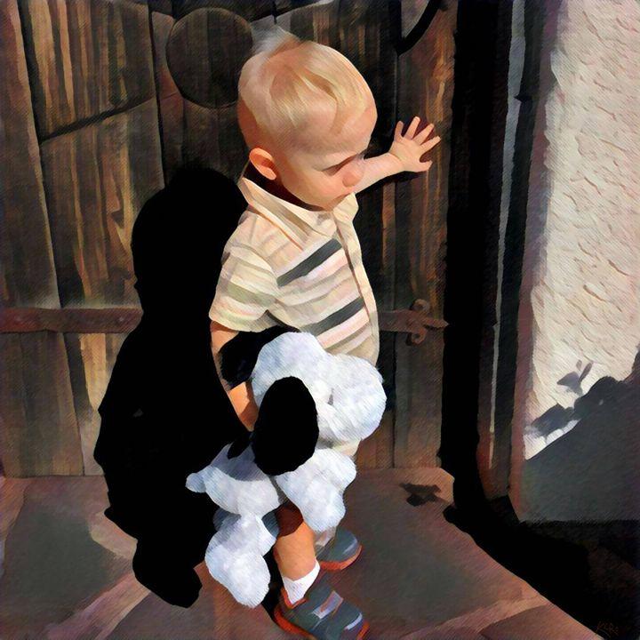 Gate Hunter - Kevin Rehorn / Second Nature Fine Art