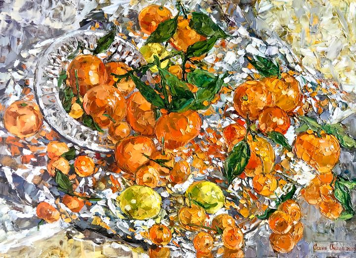 Glow Of Tangerines - OlgaSedykh