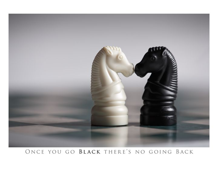 Once you go Black... - JOSEPH