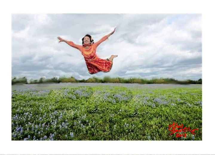 I believe I can fly - Don Castillo