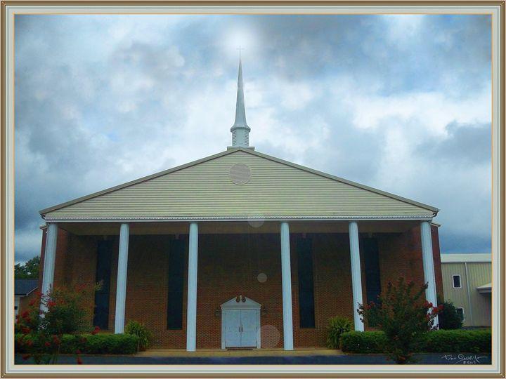 Church Cross - Don Castillo
