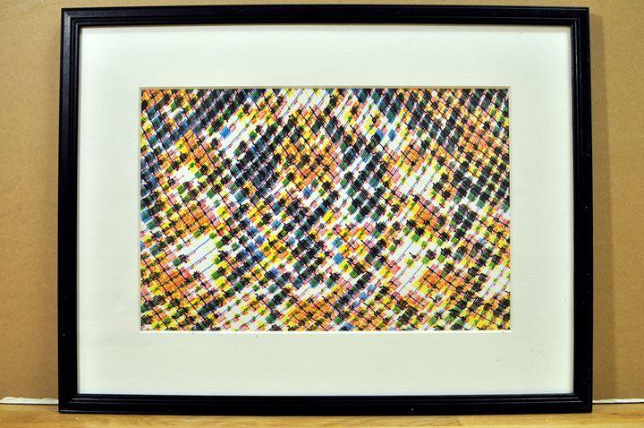Abstract composition #7 - Kaizer Abdullah von Maanen