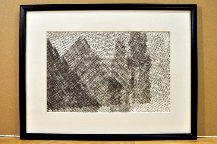 Abstract composition #1 - Kaizer Abdullah von Maanen