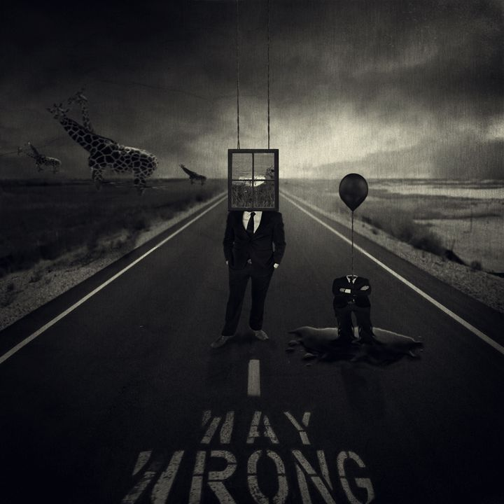 Way Wrong Way - Rockstar By Design