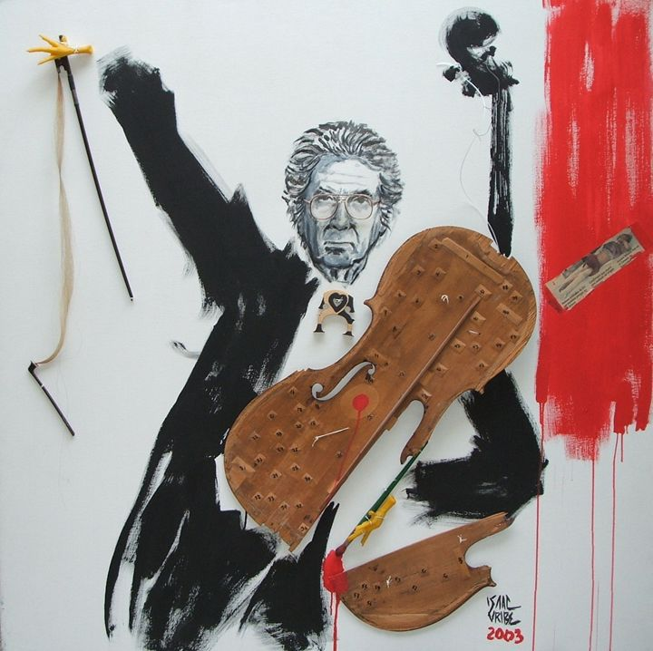 Tribute to Tapies - ISAAC URIBE