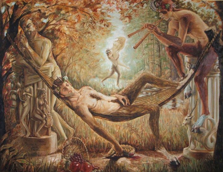 Image result for image, photo, picture, afternoon of  a faun