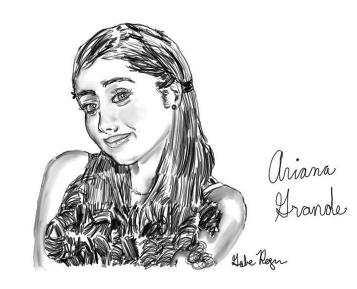 Ariana Grande - Mr.Rogers