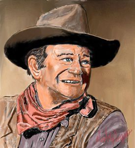"""""""The Duke"""" John Wayne"""
