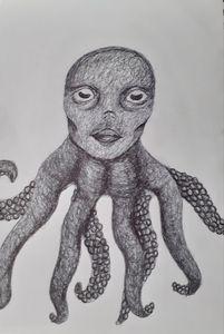 The octolady