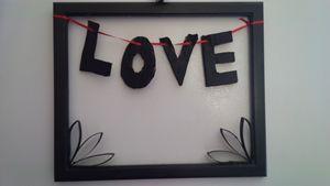 Ribbon of love