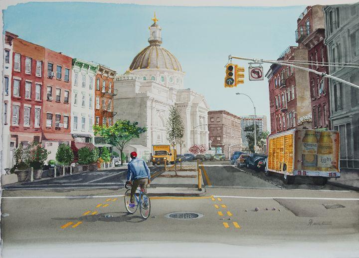 DeKalb Avenue Brooklyn, NY - Alex Price Collection