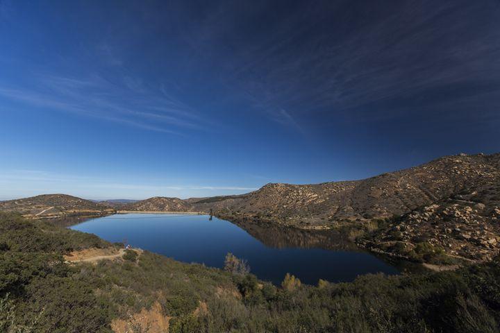 Lake Poway, Poway, CA - Low Speed High Res