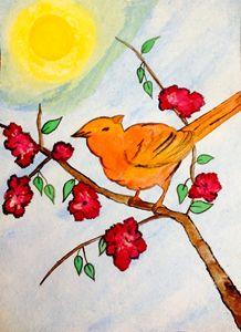 Yellow bird - Gillz gallery