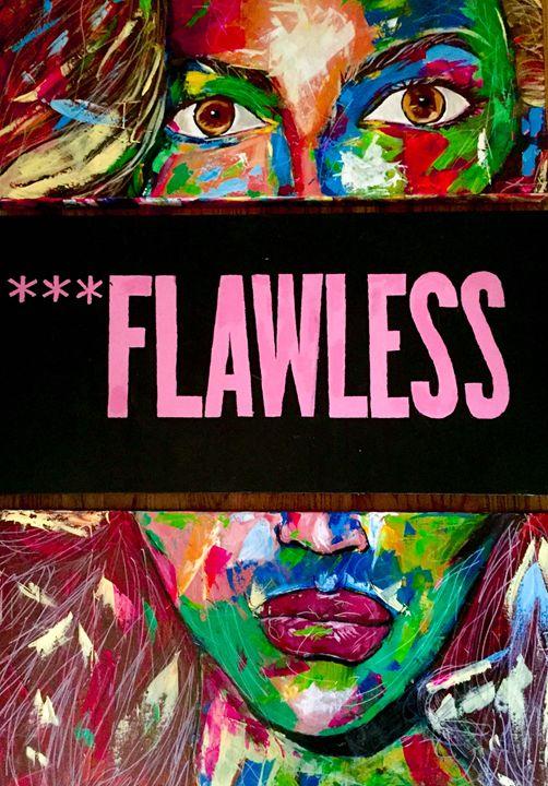 Beyonce Flawless - Andre Mojekwu