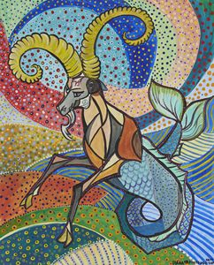 Capricorn - the Goat