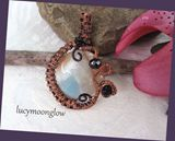 Handcrafted Pendant Necklace