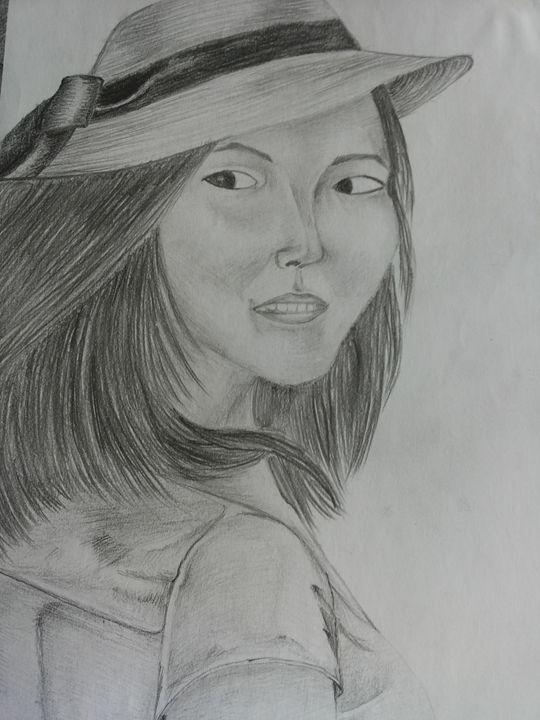 Korean Girl - Justine