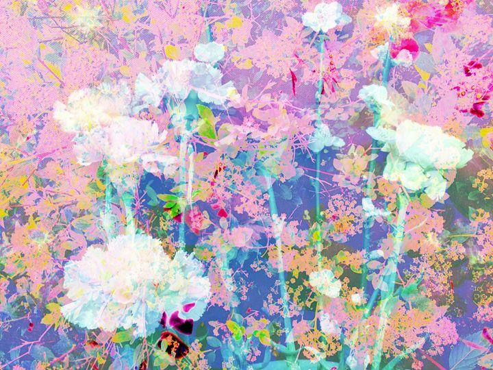 Pastel Festival - Flowers by Alaya Gadeh