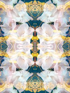 Flower Ornament 78 - Flowers by Alaya Gadeh